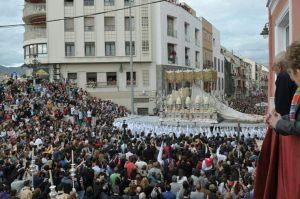 La Virgen del Rocío - foto Ayuntamineto de Málaga